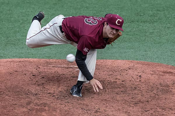 Grant is Good(man). Righty from San Francisco earns all-WCL honorable mention honors
