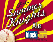 Corvallis Knights Partner with Local Brewery.