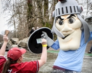 Knights Get Chilly in Support of Special Olympics Oregon.