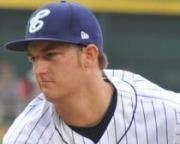 Ex-Knight Matt Andriese Rated #6 Prospect in Northwest League.