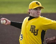 Ex-Knights' Southpaw Jace Fry of OSU Tosses No-Hitter vs. Northern Illinois.