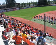 Over 200 Campers Attend Free Youth Clinic.