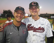 Corvallis Knights Pitcher Brandon Choate's First-Place Washington Huskies are 13-3 in the Pac-12.