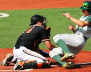 Ex-Knights Lead Oregon State to Season-Ending Sweep of #5-Ranked Oregon.