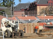 Goss Stadium is Growing Up.