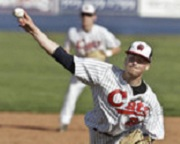 Oregon Pitcher Sam Johnson Signs with Corvallis.