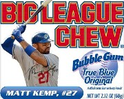 ESPN Features Knights' Sponsor Big League Chew.