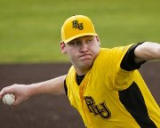 Cancer Strikes Out Against Knights' Alum.