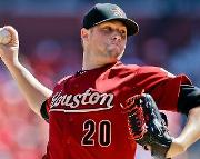 Ex-Knight Hurler Bud Norris of Houston to Toss First Pitch of 2013 MLB Season.