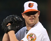 Ex-Knight Bud Norris Pitches Orioles to ALCS.