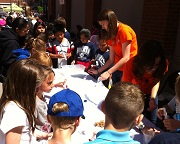 Twenty Area Schools Attend Knights' Third Annual Science, Engineering & Art Day.