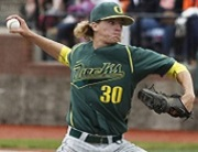 Former Knights' Reliever Jimmie Sherfy Named Preseason All-American.