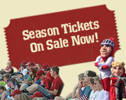 Reserve the Very Best Seats in the House for the 2017 Season.