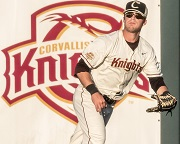 Kansas Southpaw Chase Kaplan and Oregon Utility Man Taylor Travess Added to Knights Roster.